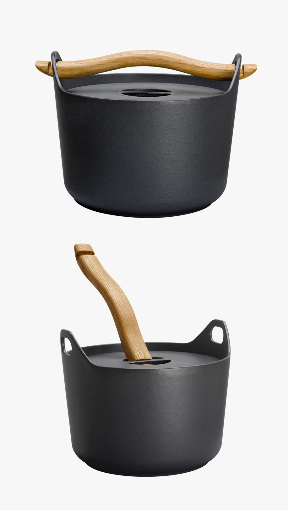 finnish-designer-cookware-gifts-for-architects-casserole-dish-with-wooden-handle