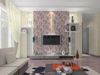 Free Download Wallpaper Design Living Room Milan Living Room with regard to New Wallpaper Decoration For Living Room