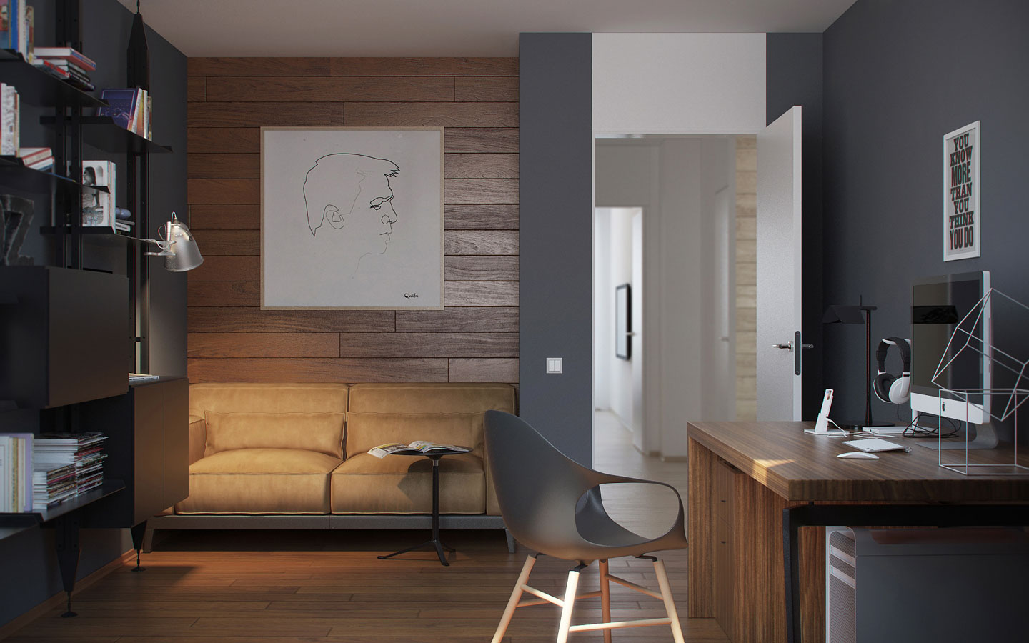 gray-and-wood-home-office