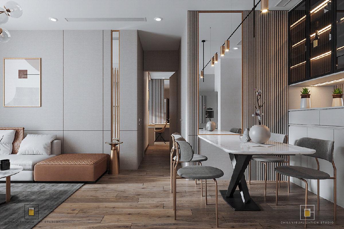 grey-and-copper-decor