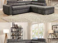 grey-microfiber-sectional-sleeper-sofa-with-storage-ottoman
