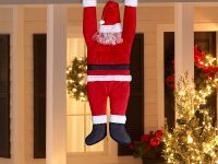 hanging-santa-christmas-decorations-outdoor