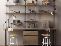 industrial-style-double-desk
