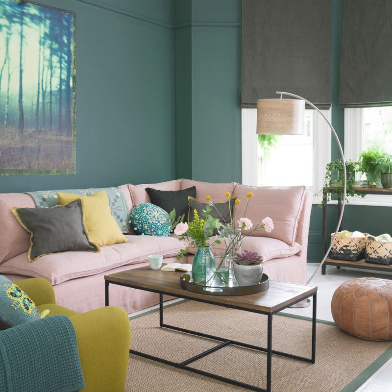 Living Room Decor Trends To Follow In 2018 | Ideal Home in Awesome Sample Living Room Decor