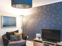 Living Room Decorating Ideas | I Love Wallpaper intended for Wallpaper Decoration For Living Room