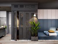 louvre-doors