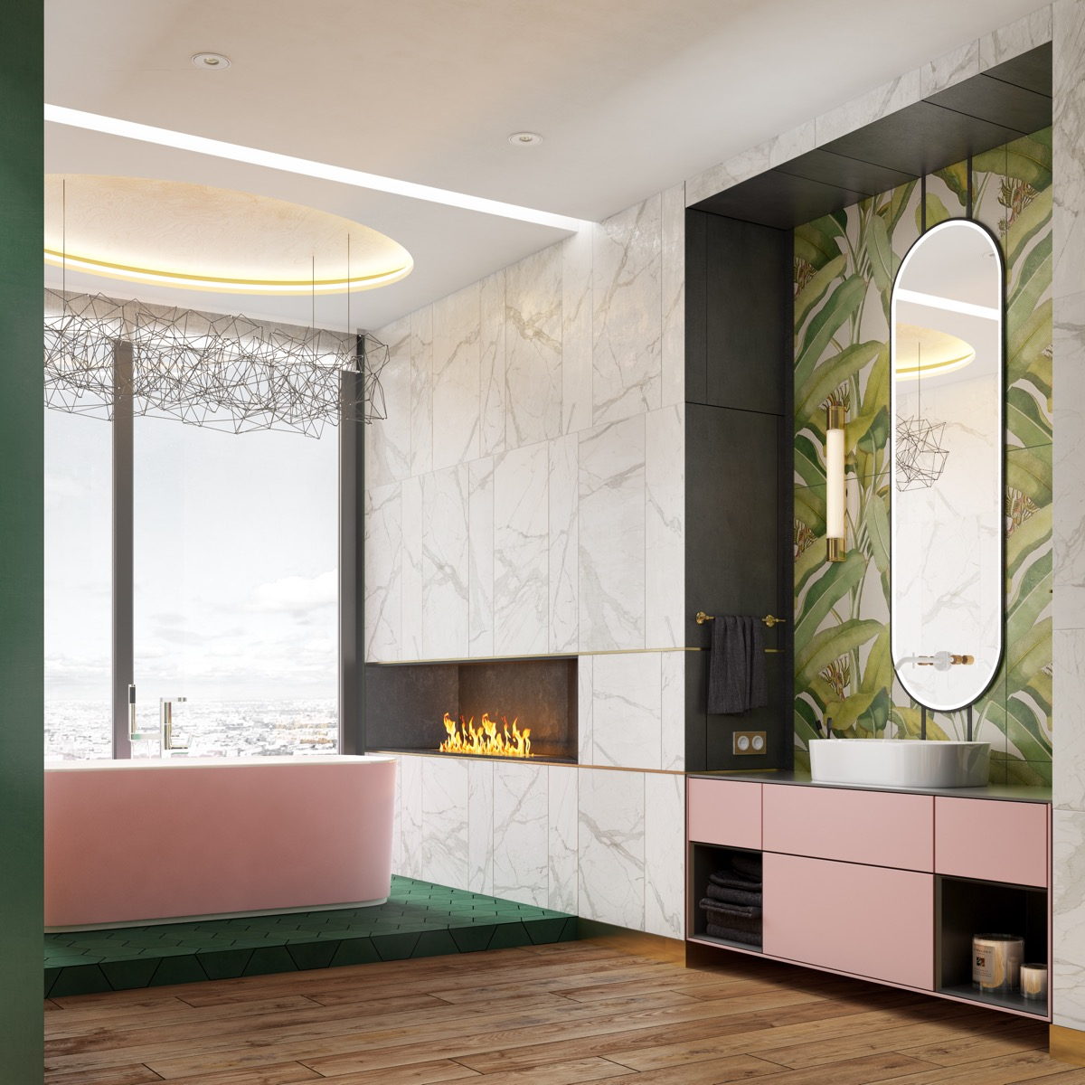 luxury-bathrooms-with-fireplaces