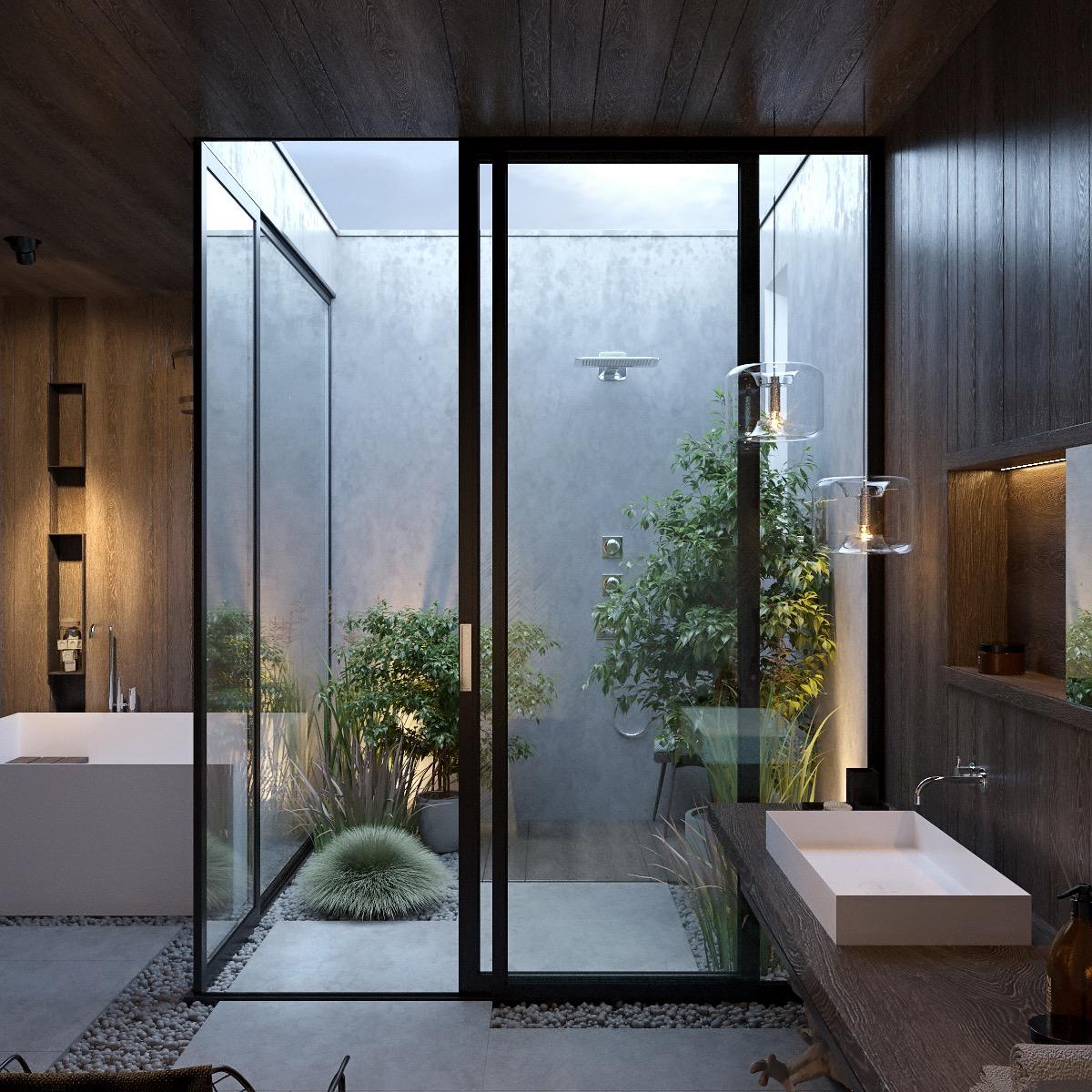 luxury-contemporary-bathrooms