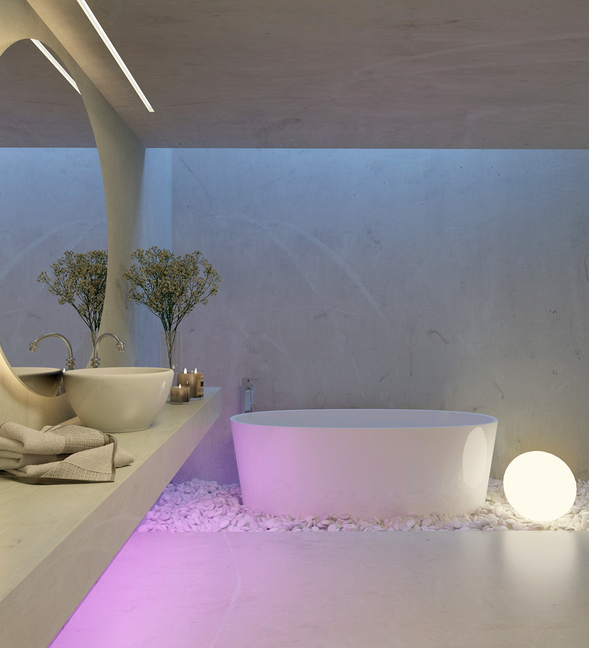 luxury-white-bathrooms