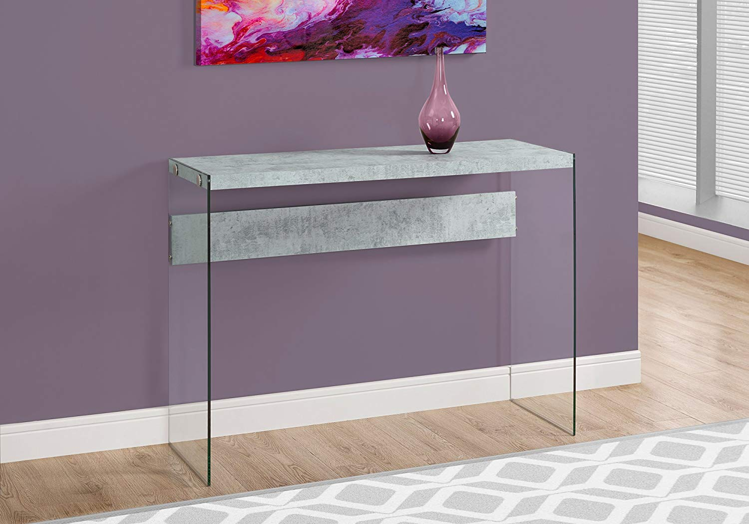 minimalist-concrete-and-glass-console-table-for-modern-homes
