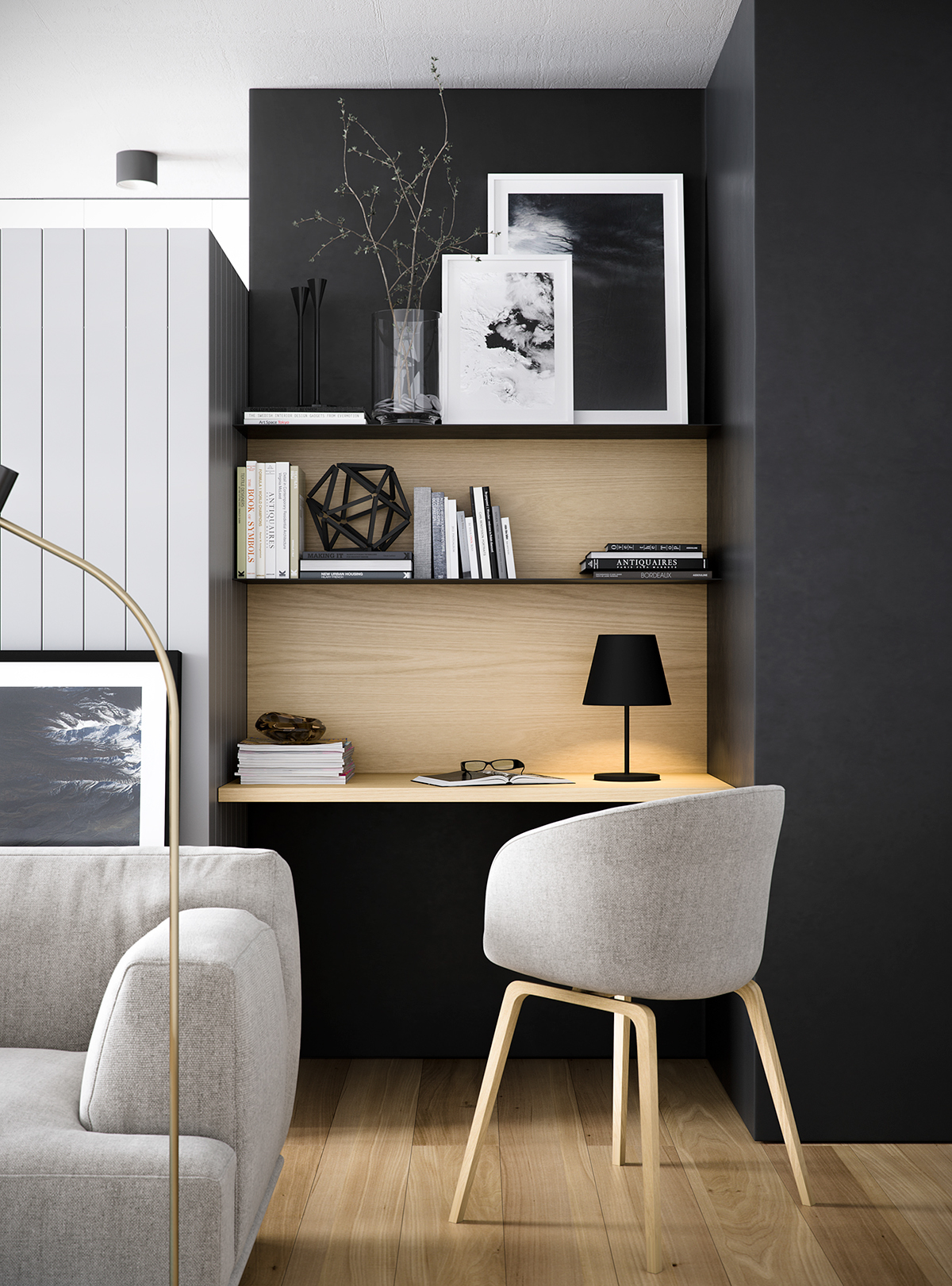 minimalist-monochrome-home-office-accessories-clean-nordic