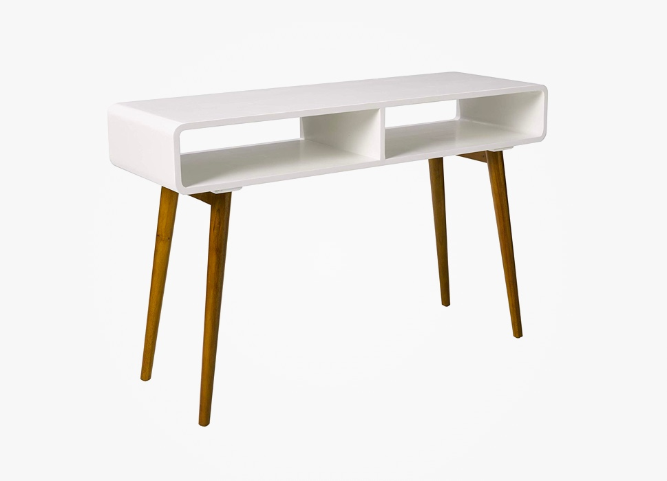 minimalist-scandinavian-white-console-table-with-cubbies