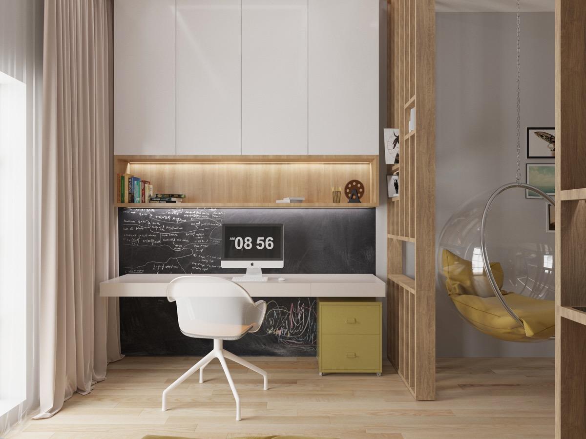 minimalist-small-home-office