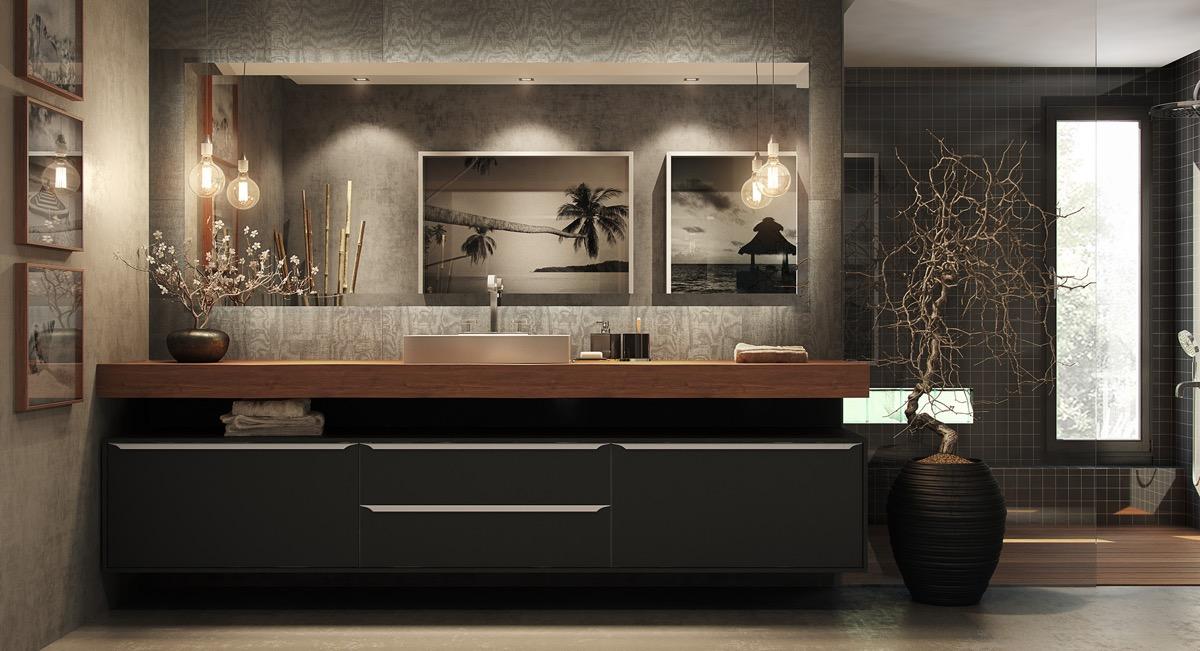 modern-black-bathroom-vanities