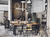 modern-industrial-dining-table