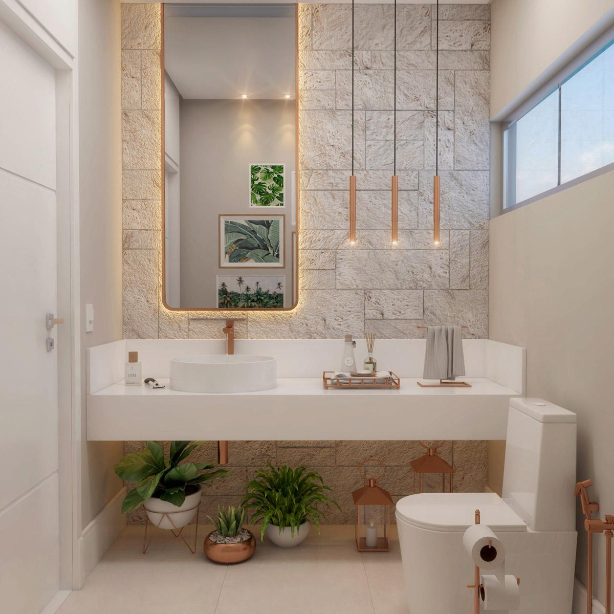 Modern Luxury Bathroom Vanity Awesome Decors