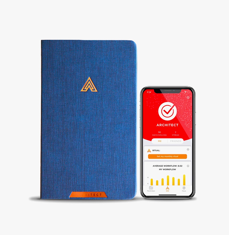 motivational-gifts-for-architect-student-journal-planner-with-companion-app
