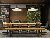 natural-industrial-dining-room-decor