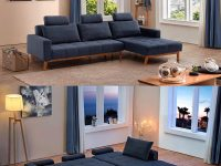 navy-blue-sectional-sleeper-sofa-with-adjustable-headrests