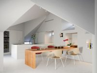 origami-ceiling-white-interesting-dining-room