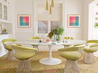 platner-chairs-and-table-modern-dining-room-sets-for-6