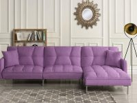 purple-fabric-sectional-sleeper-sofa-creative-modern-design