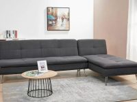 sleek-grey-low-profile-sectional-sleeper-sofa-bed-with-chaise