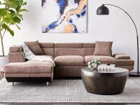 stylish-millennial-pink-sectional-sleeper-sofa