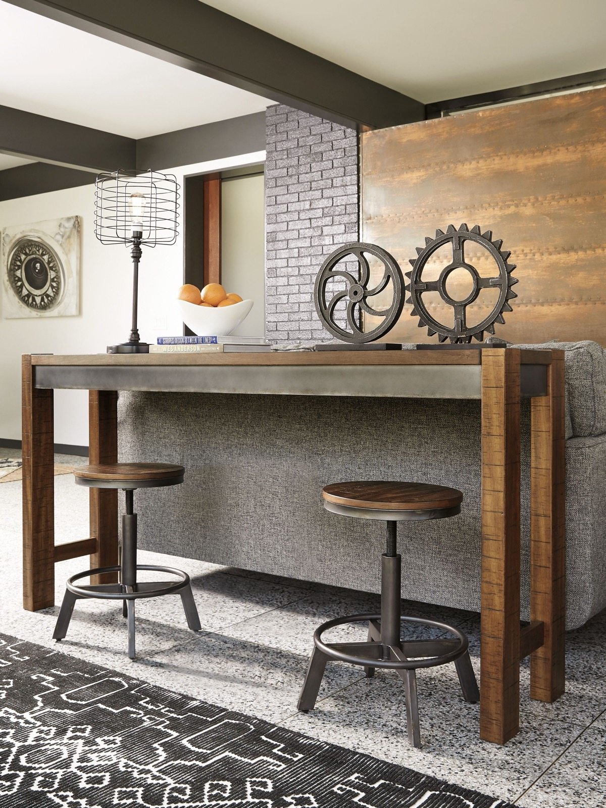 tall-console-table-dining-nook-for-behind-sofa-dining-room
