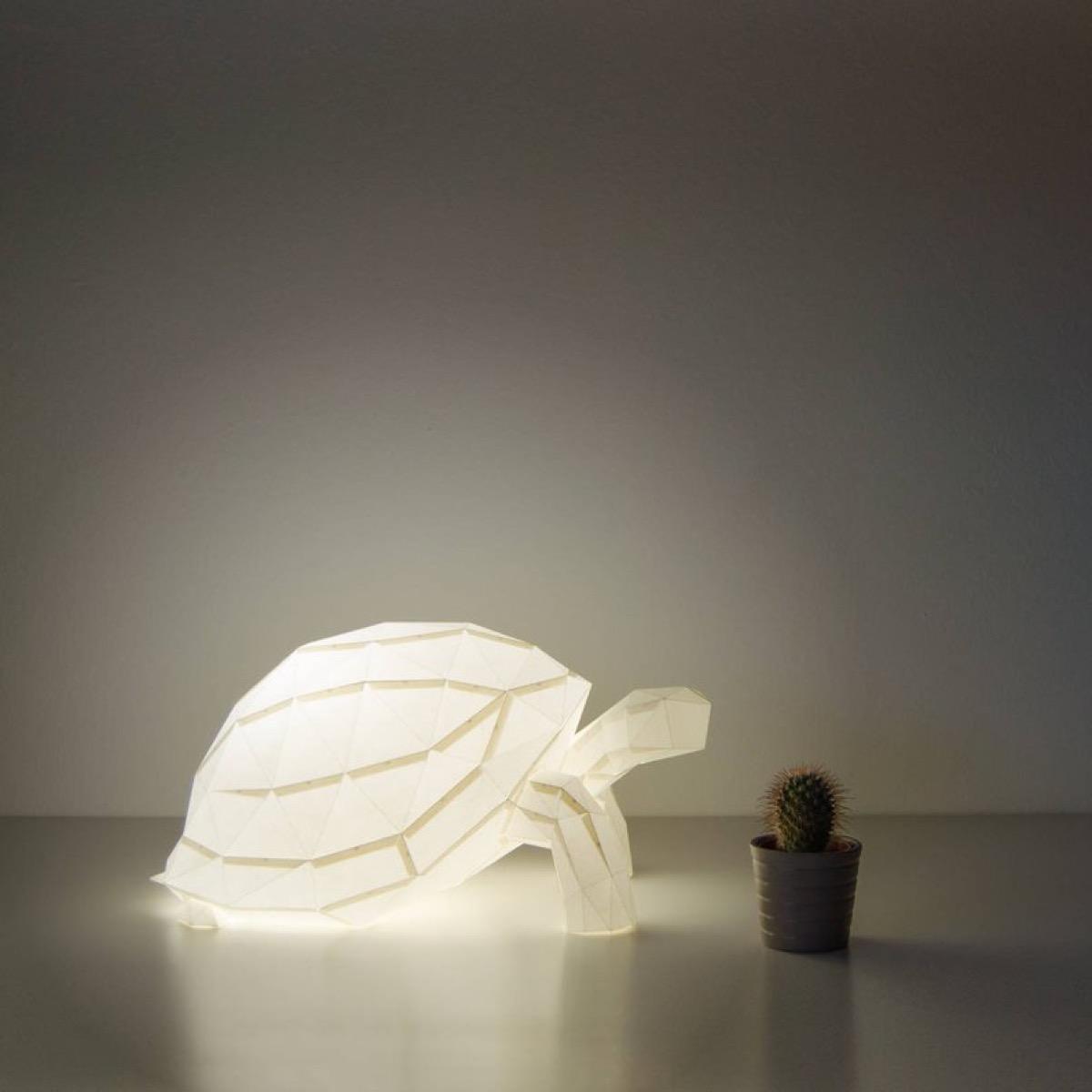 tortoise-lamp