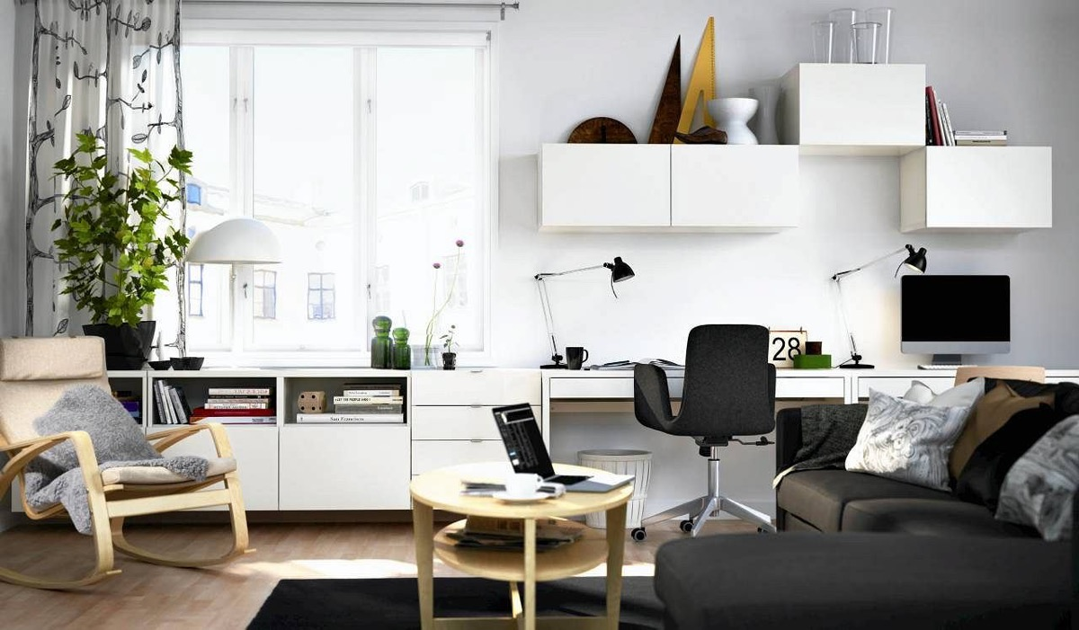 two-person-home-office-in-the-living-room