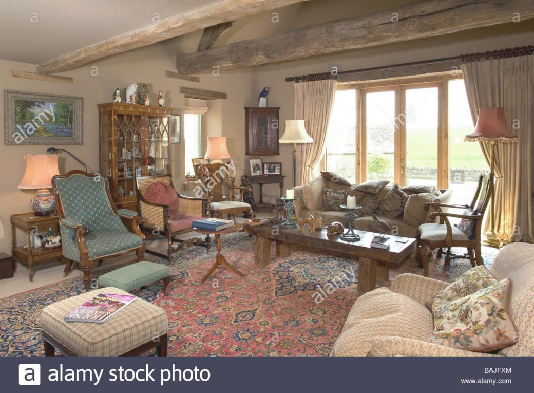 Uk A Traditional British Living Room Interior Design Stock Within Fresh Living Room Decorating Ideas Uk Awesome Decors