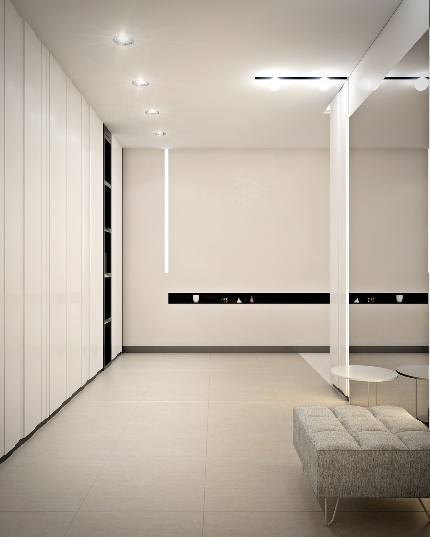 unique-hallway-shelves