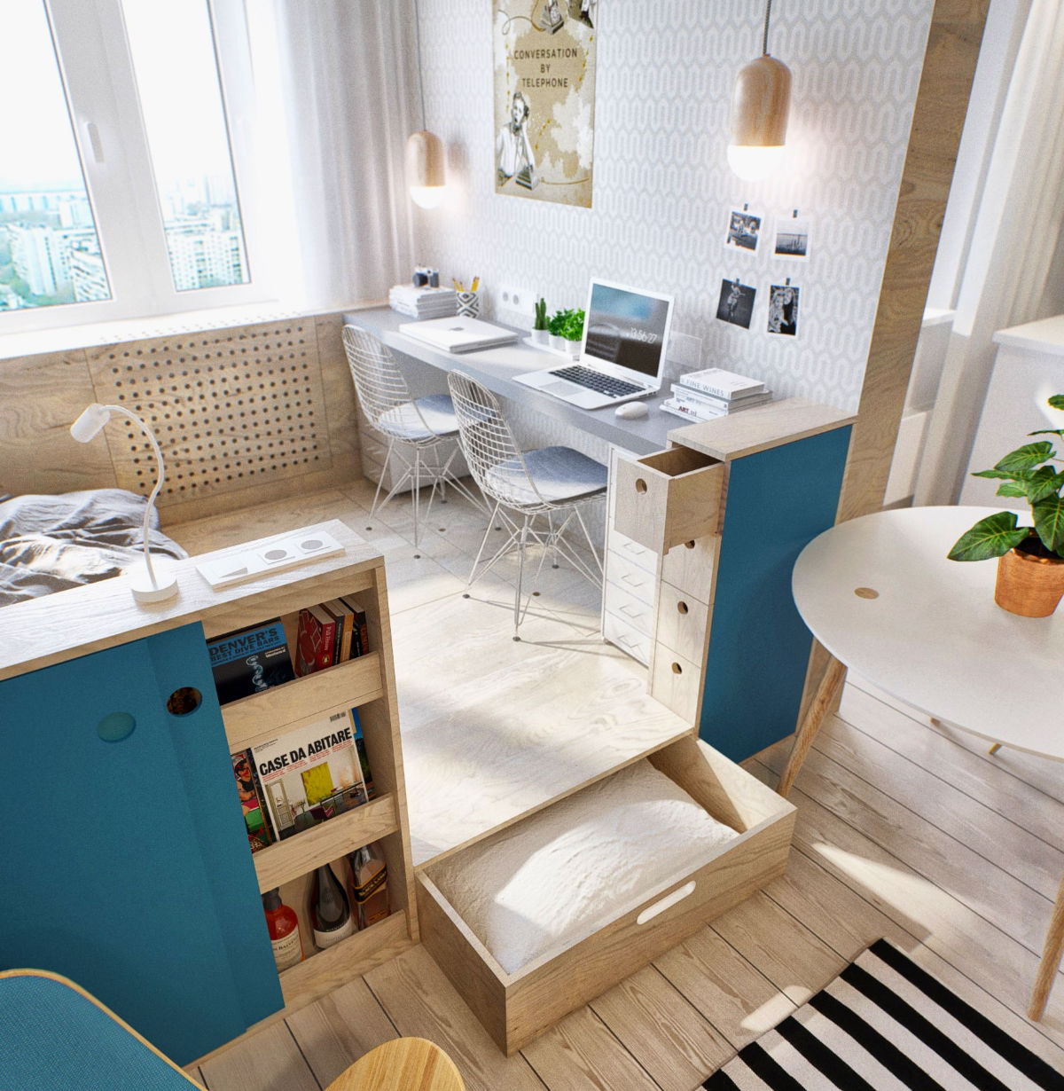unique-two-person-home-office-design