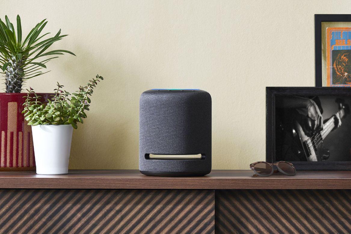 useful-tech-gift-inspiration-for-architects-smart-home-amazon-echo-studio