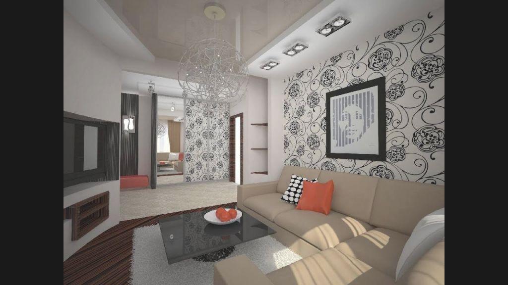 Wallpaper Designs For Living Room in Wallpaper Decoration For Living Room