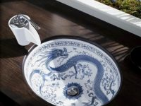 white-and-blue-undercounter-bathroom-sink-porcelain-dragon-bathroom-decor