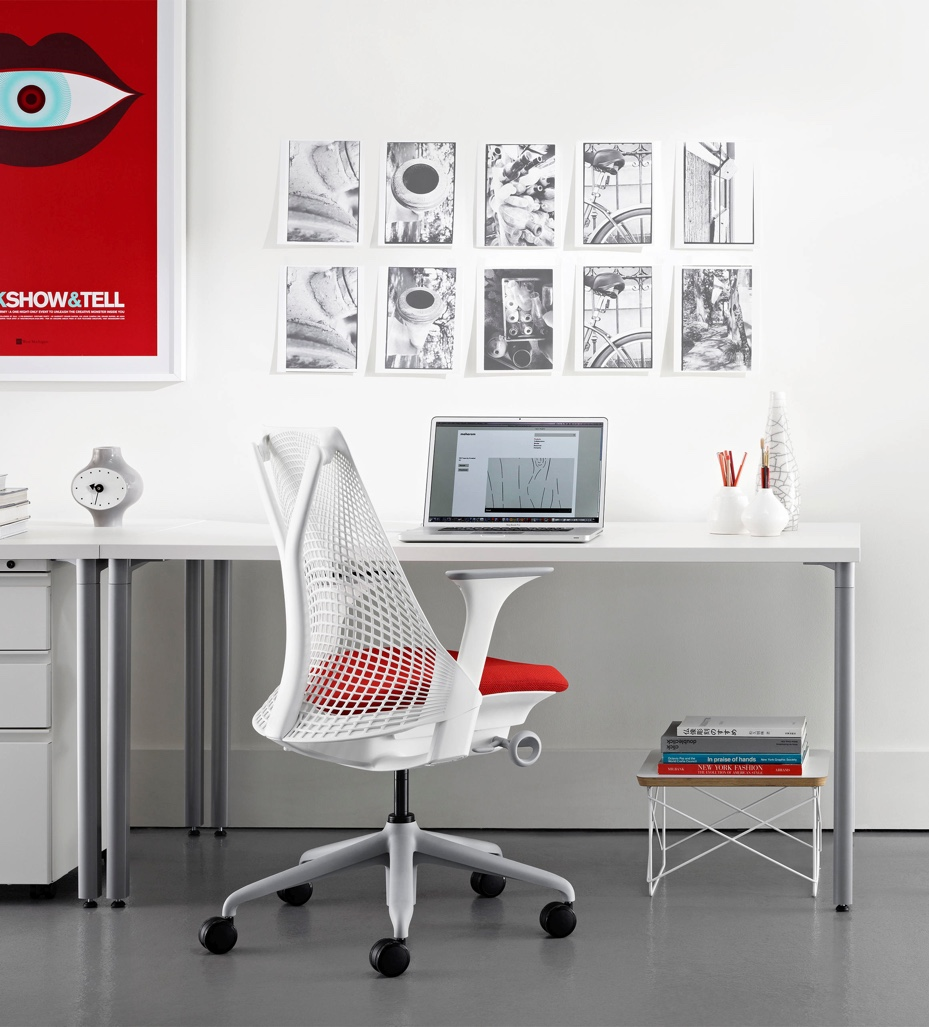 white-and-red-with-mesh-office-desk-chairs