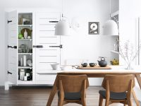 white-and-wooden-clean-dining-area