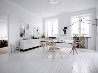 white-dining-room-design