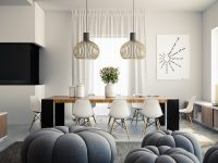 white-eames-style-dining-chairs