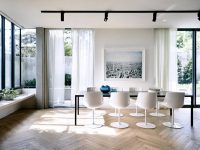 white-retro-minimalist-dining-chairs
