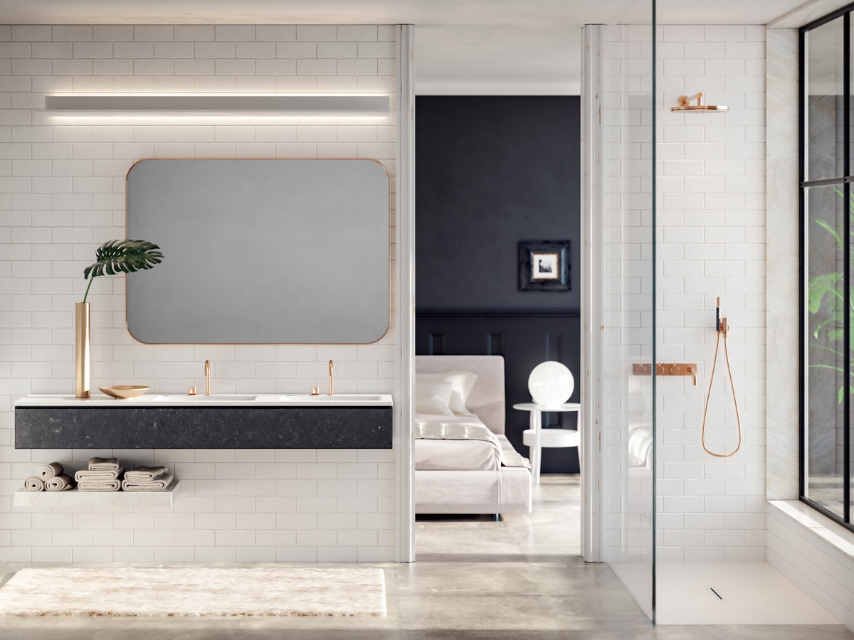 white-subway-tile-grey-grout-bathroom