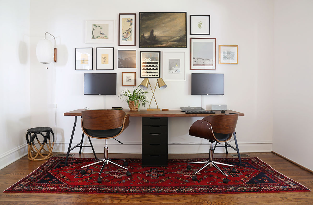 wood-and-steel-chairs-for-home-office-desk