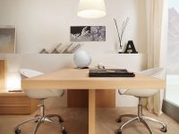wooden-desk-for-two