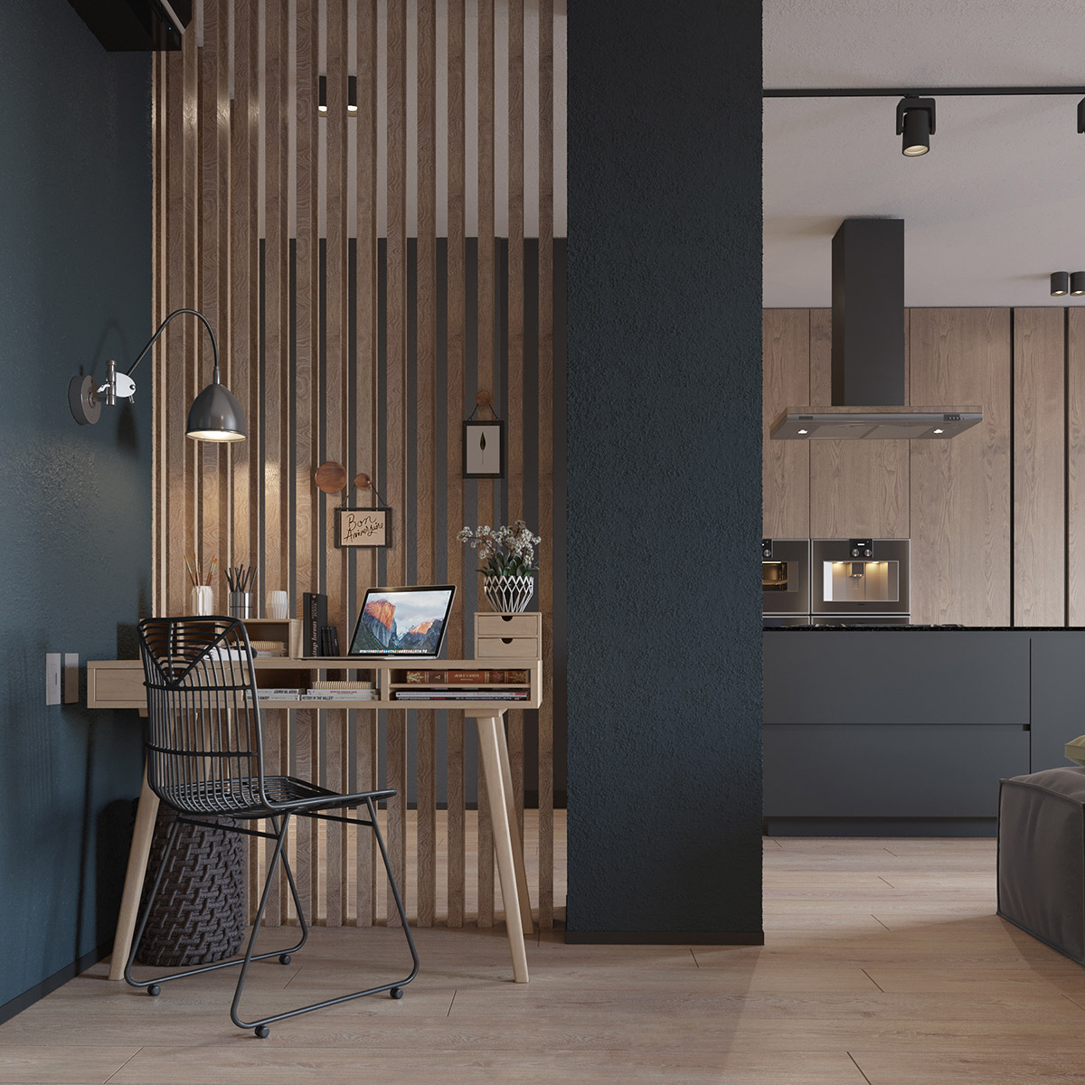 work-space-wood-slat-partition