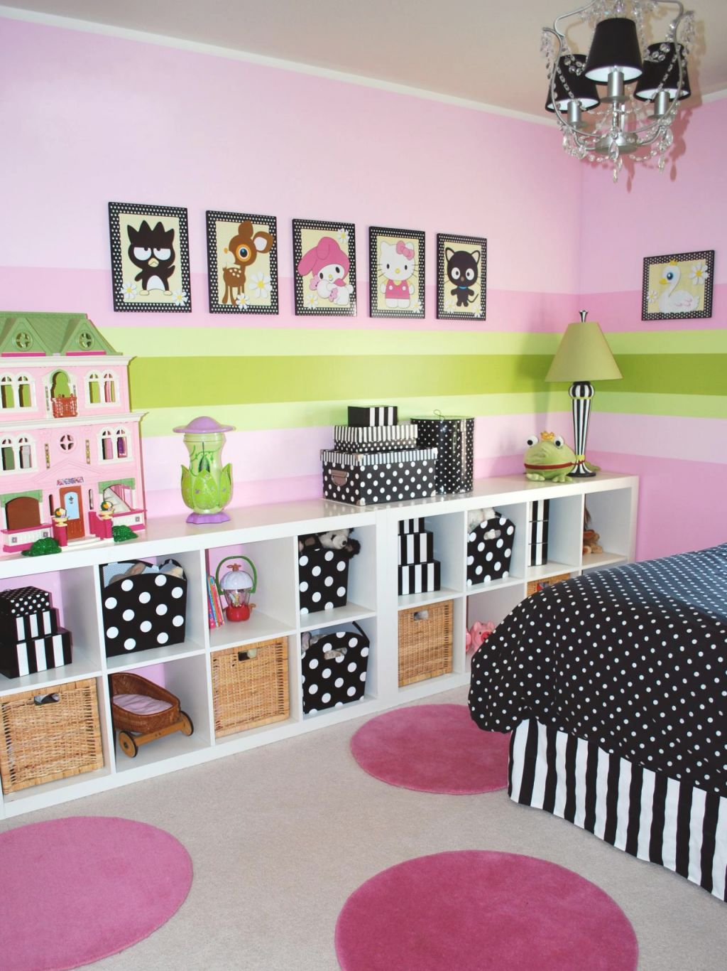 10 Decorating Ideas For Kids' Rooms | Hgtv with regard to Beautiful Bedroom Decorating Ideas For Girls