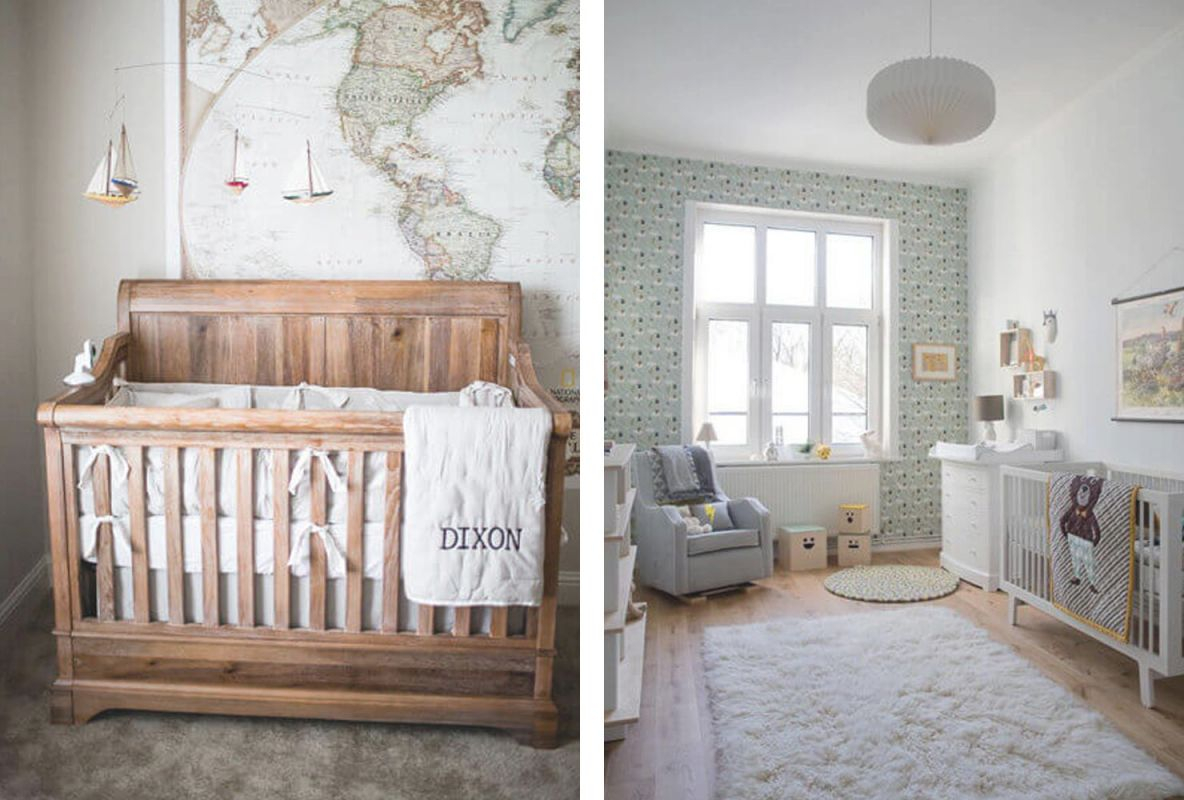 Image of: 100 Cute Baby Boy Room Ideas Shutterfly Intended For Luxury Baby Bedroom Decorating Ideas Awesome Decors