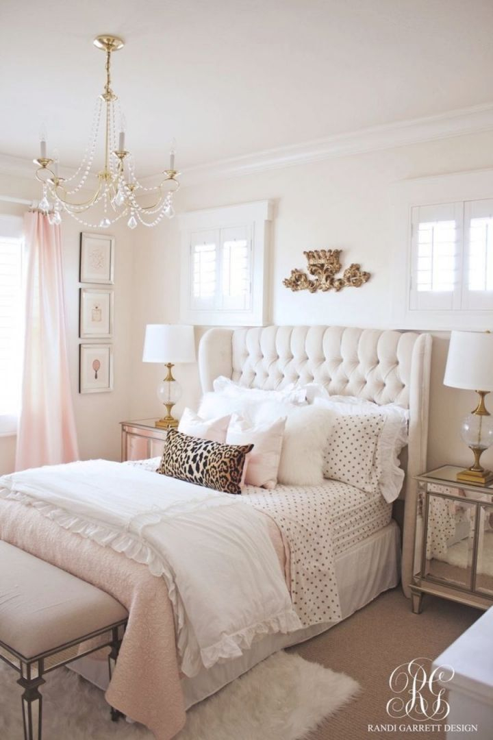 12 Dreamy Decor Ideas For The Bedroom | Home Decor Bedroom regarding Lovely Feminine Bedroom Decorating Ideas