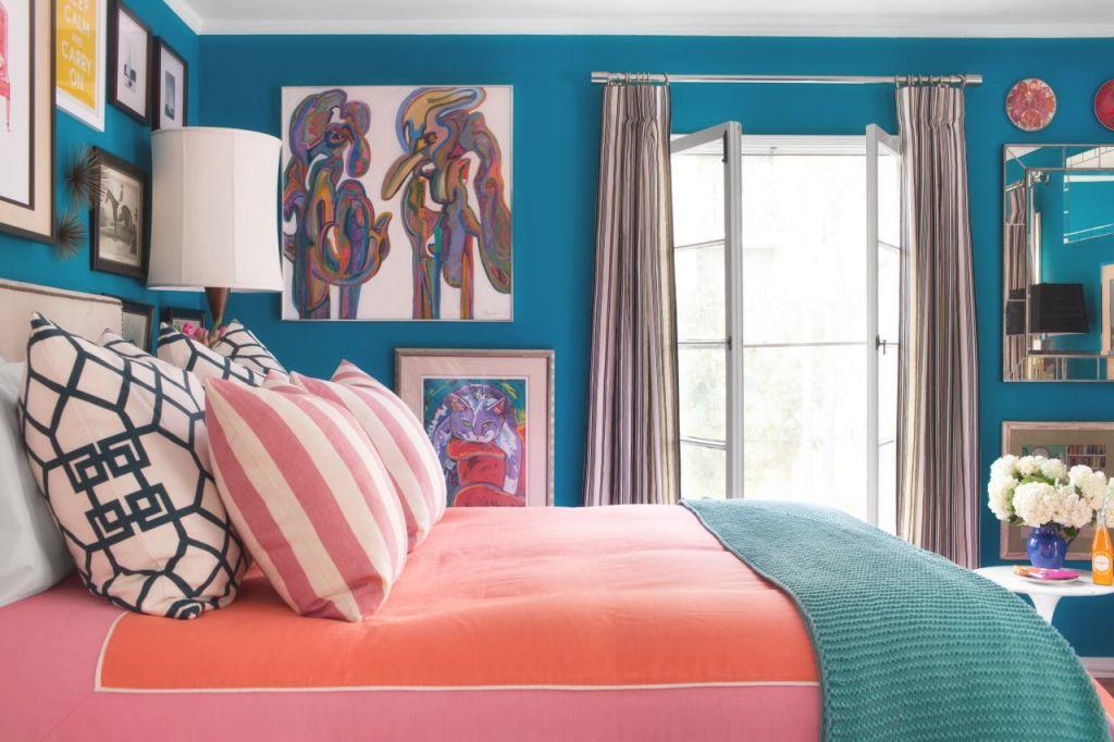 14 Ideas For Small Bedroom Decor | Hgtv's Decorating pertaining to Decorating Ideas For Small Bedroom